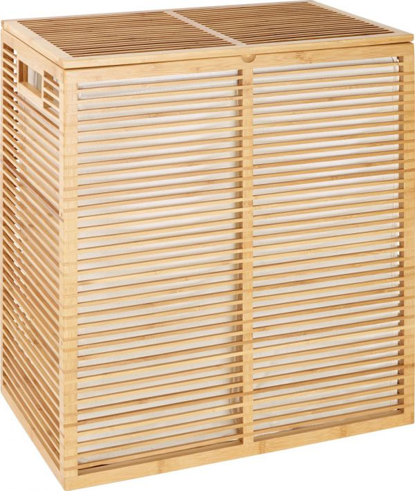 Amazing Charles   Laundry Basket Made Of Bamboo   Habitat Amazing Design
