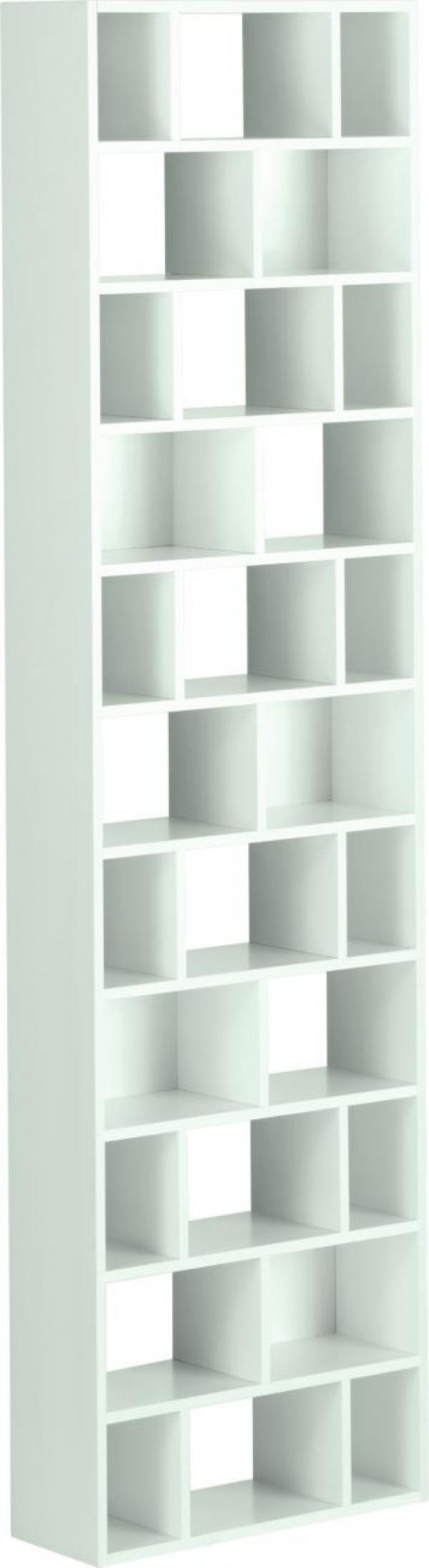 CLEO Shelves and bookcases White Wood Lacquered - Habitat